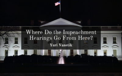 Where Do the Impeachment Hearings Go From Here?